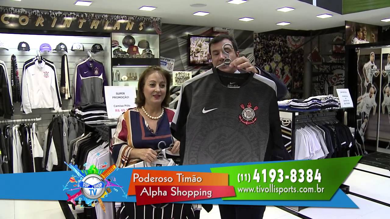 Tivolli Sports - Alpha Shopping - YouTube 09999ae041