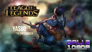 LoL Yasuo PC Gameplay 60fps 1080p