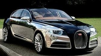 Bugatti Galibier - Deutsch
