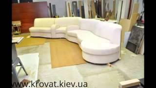 Полукруглый модульный диван(, 2015-08-20T13:35:45.000Z)