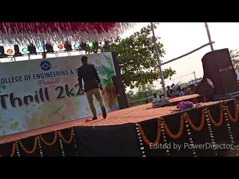KMBB College Of Engineering And Technology ,khordha,Thrill 2k20.