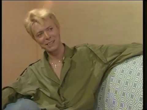David Bowie - interviewed by Cees van Ede (1983)
