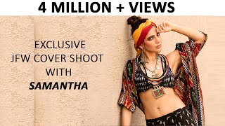 Samantha Gorgeous Photoshoot | JFW Cover PhotoShoot with Samantha | #Samantha | JFW Magazine thumbnail