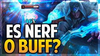 ¡ES UN BUFF O NERF A SYLAS? League of Legends
