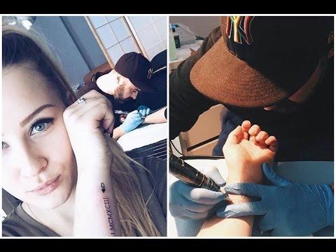 Vlog Robimy Z Lucą Nowe Tatuaże
