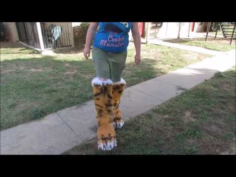 Digitigrade Stilt Legs