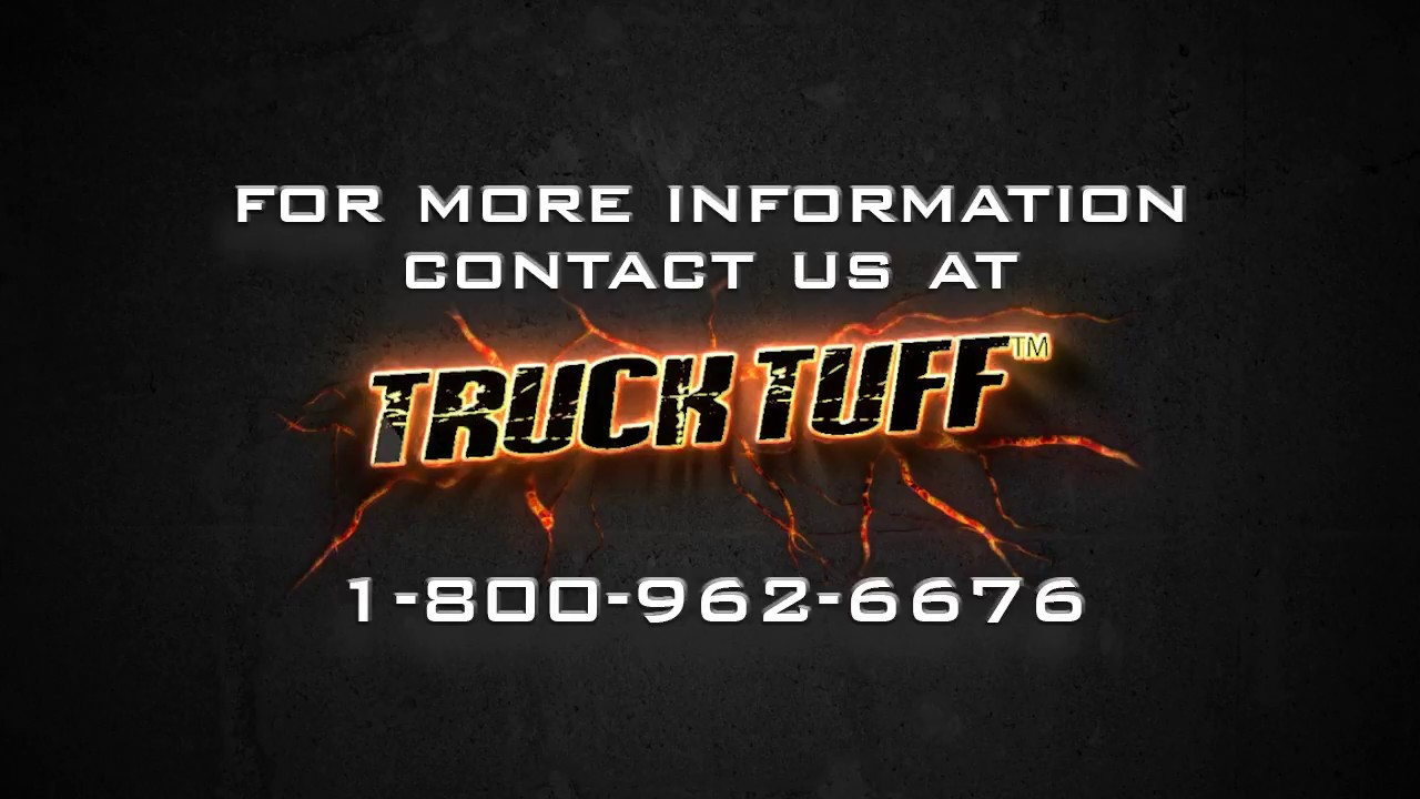 truck tuff brake light installation