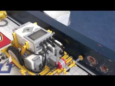 Hydrodynamics Fll Mission Building Instructions