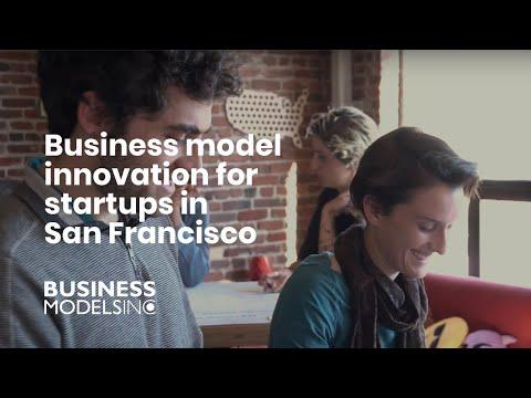 Business model innovation for startups in San Francisco - Business Models Inc
