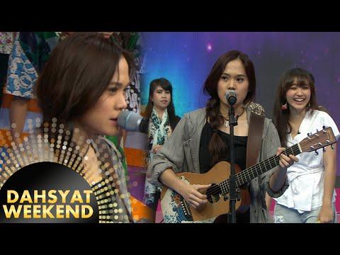 Merdunya Sheryl Sheinafia Menyanyikan 'Kedua Kalinya' [dahSyat] [17 Oktober 2016]