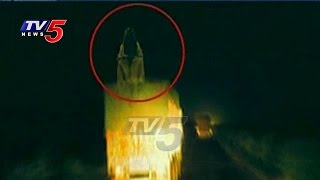 ghost caught in camera   villagers scared of devil in pamidi   anantapur   tv5 news