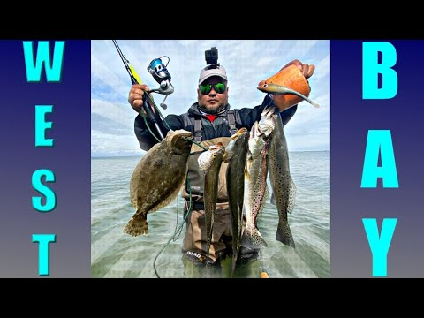 Wade Fishing | West Bay Galveston TX | Saltwater Soul Billy Ray