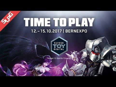 Suisse Toy Digital 2017 | Gaming-Messe in Bern | SwissLPGamers