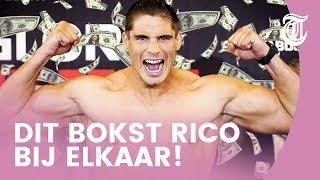 Zoveel verdient Rico Verhoeven in de boksring - GELD VAN DE STERREN #20