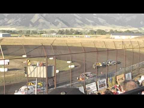 Gallatin speedway street heat 1 part 2  7-20-2012