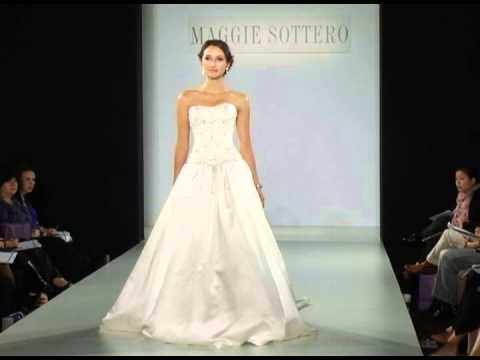 Maggie Sottero Spring 2013 Runway Show from YouTube · Duration:  6 minutes 21 seconds
