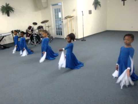 Greater New Birth Youth Praise Dance