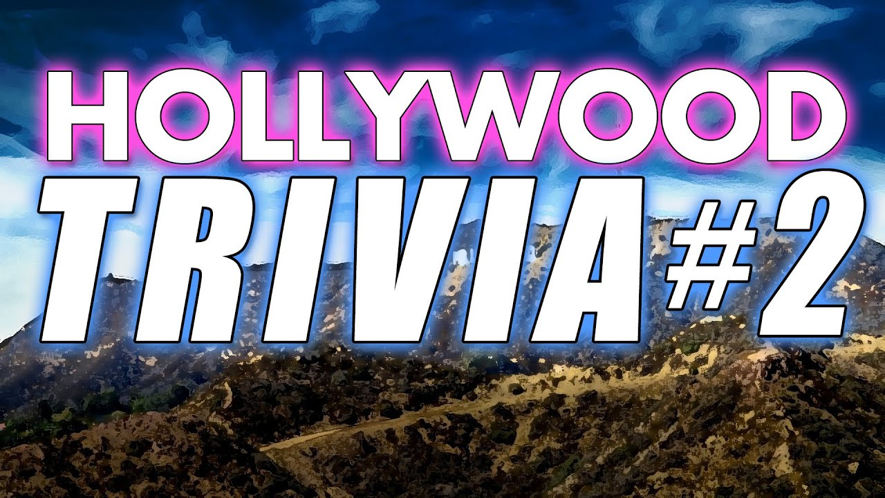 Pop Culture Quiz 2 | 15 Mixed Trivia Questions about Movies, Tv Shows and Famous People
