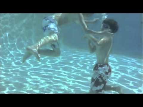 Under water KO