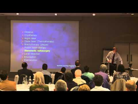 Paul Rundle - Sheffield Approach to Ocular Melanoma