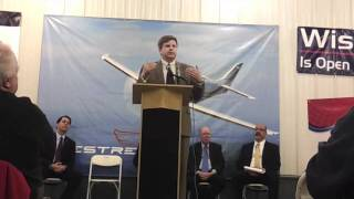 Kestrel Aircraft & Alan Klapmeier - To Manufacture Aircraft in Superior, WI