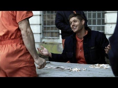 Сэм и Дин в тюрьме Часть 2 | Сверхъестественное