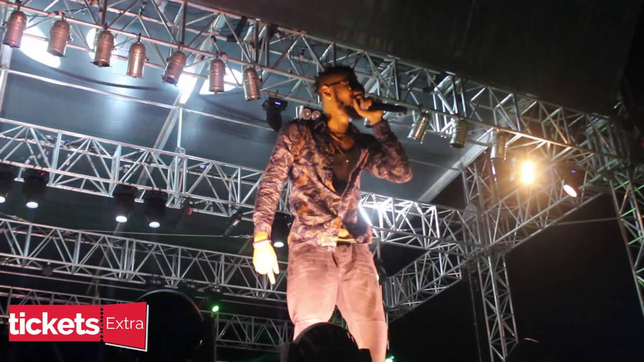 Download Phyno Rocks The Stage in Lagos