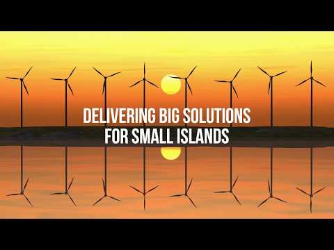 Small Island Developing States: Powering Development with Renewable Energy