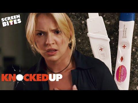 Knocked Up | Pregnancy Test | Katherine Heigl & Leslie Mann