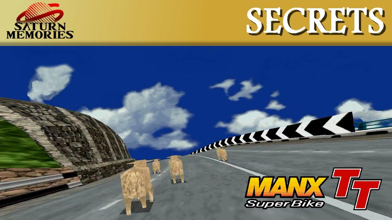 75cf16fd4a59 Manx TT Superbike  Model 2   Arcade  by SEGA - Sheep Mode  HD ...