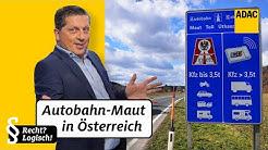 Autobahn-Maut in Österreich: Vignette, Pickerl, Ersatzmaut | ADAC | Recht? Logisch!