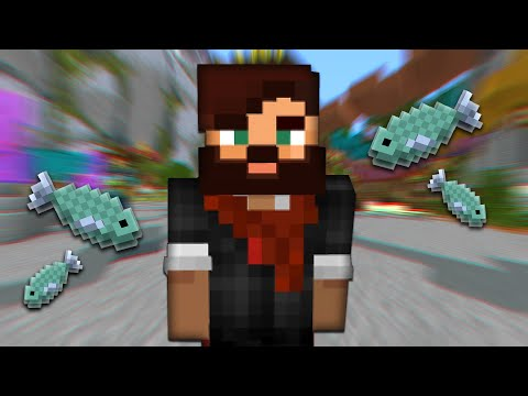 I became the best Fisherman (Hypixel Skyblock)