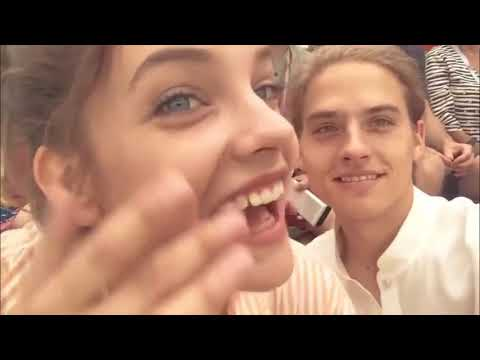 Dylan Sprouse and Barbara Palvin Sexiest Moments