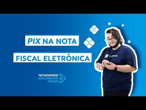 Pix na Nota Fiscal Eletrônica   DF-e