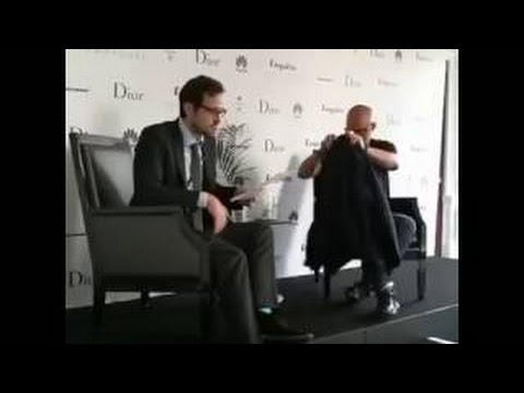 Heston Blumenthal interview