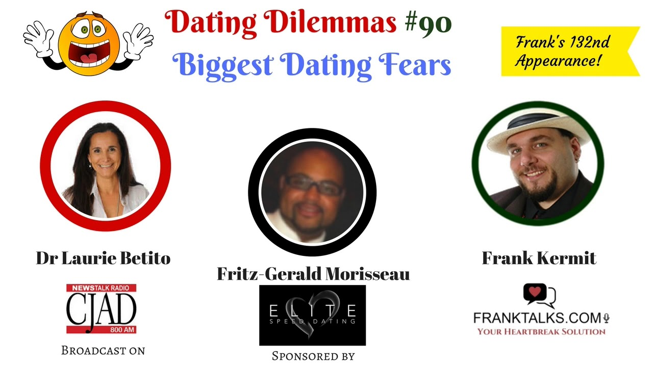 biggest dating fears