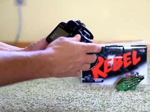 canon rebel t1i manual settings
