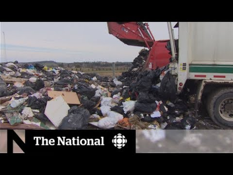 Canada's Waste Problem And Finding A Fix