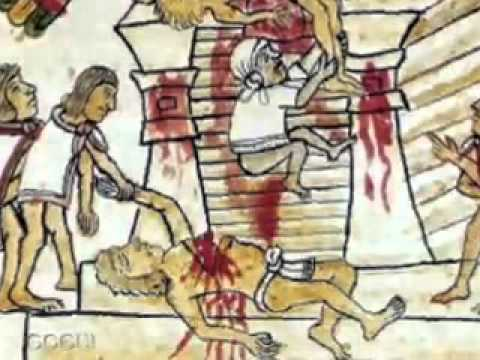 Sacrificios Humanos ¿mito o realidad? Lourdes Velázquez