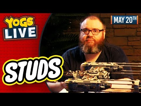LEGO STUDS: STAR WAS Y-WING & SNOWSPEEDER BUILDS w/ Simon & Turps! - 20/05/19
