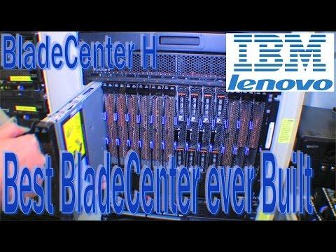 IBM BladeCenter H, HS21, LS21, and HS22 - 203