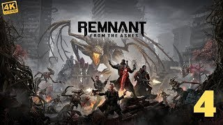 Remnant: From the Ashes.Gameplay ITA Ep4  Walkthrough (No Commentary) 4K 60fps LIVE