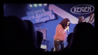 "Meena Cryle & The Chris Fillmore Band - ""It Makes Me Scream"" Live @ Vienna Blues Spring 2013"