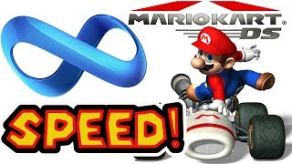 Mario Kart DS Infinite Speed Hack On All Tracks! Road To 20 Sponsors thumbnail