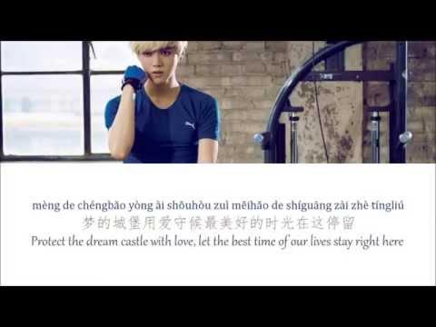 Lyrics LU HAN 鹿晗 YOUR SONG [Pinyin/Chinese/English] TRANSLATION 中文歌詞