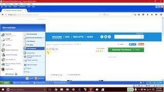 upgrading internet explorer 6 to ie7 on windows xp