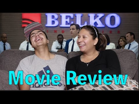 The Belko Experiment Movie Review.