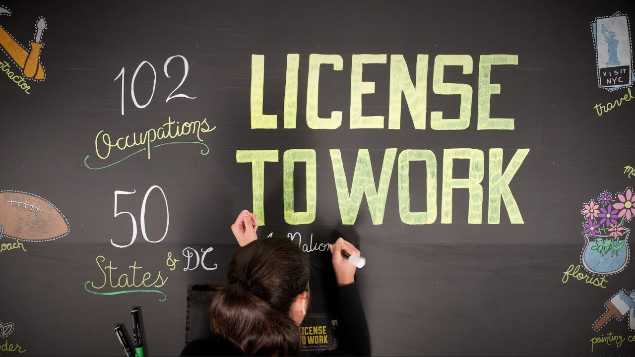 License to Work - Institute for Justice
