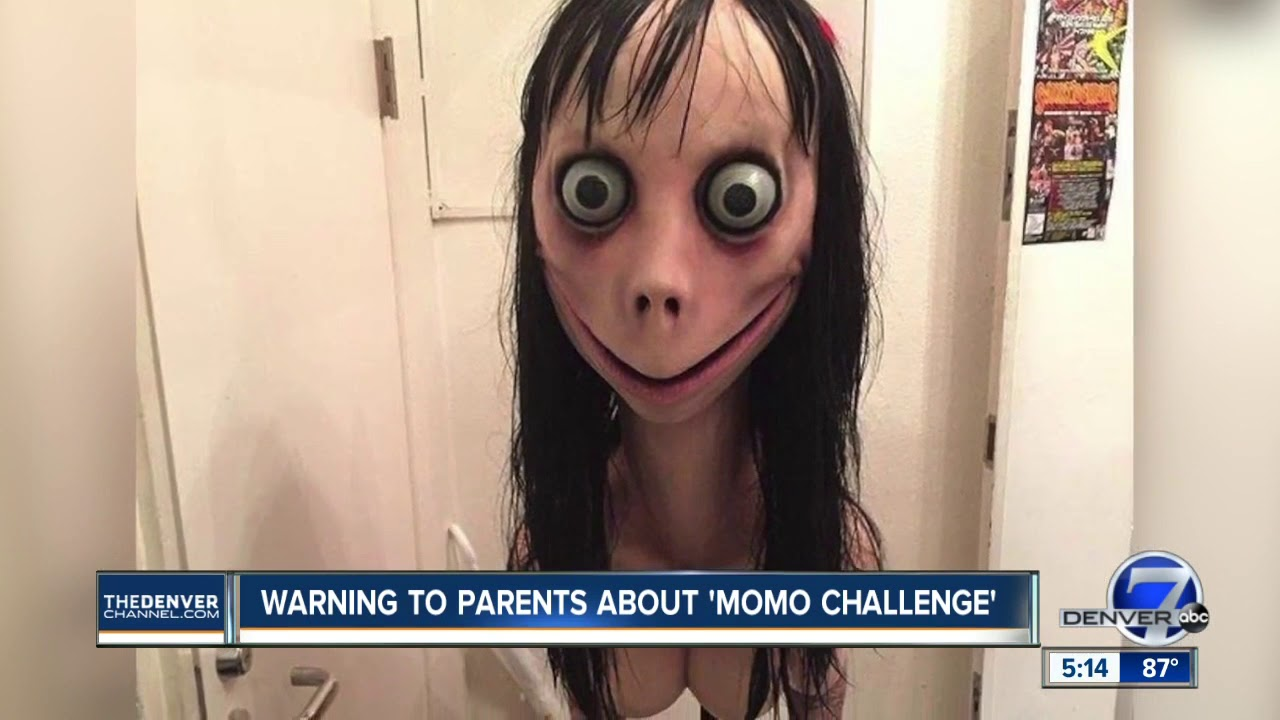 Download Disturbing 'Momo Challenge' suicide game concerning schools, parents
