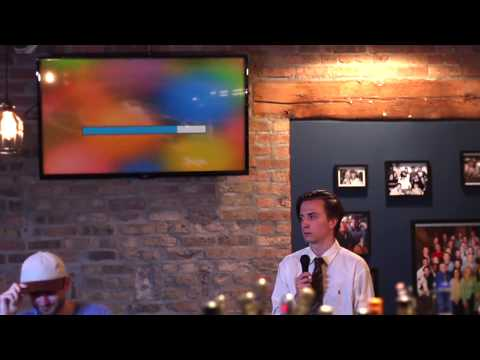 None - Awkward Guy Tries to Sing Tequila at Karaoke